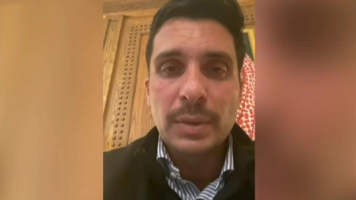 Деятельность принца Хамзы признали опасной для Иордании