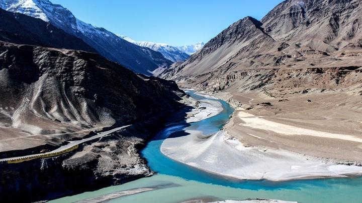 Алтайский спортсмен-водник попал под обвал в горах Пакистана