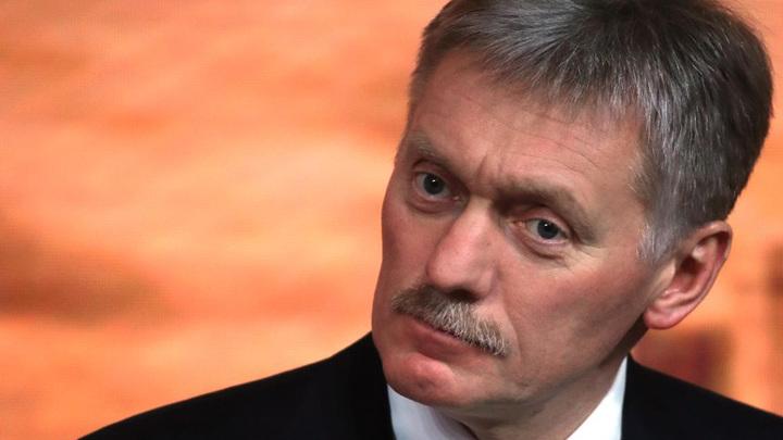В Кремле не ожидают обвала рубля из-за Донбасса