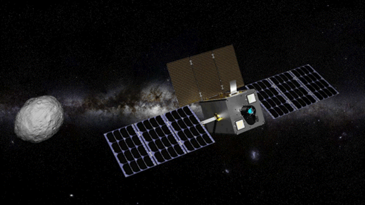 Миниатюрный зонд откроет новую страницу в истории исследований космоса.