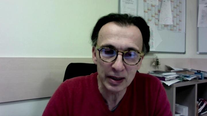 Беседа с балетмейстером Лораном Илером