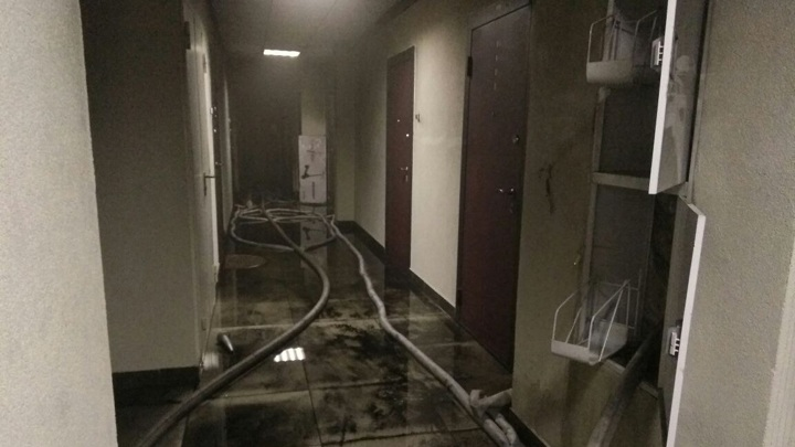Электросамокат стал причиной серьезного пожара под Петербургом