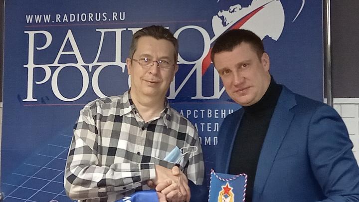 Галим Вергасов и  Олег Николаевич  Пархоменко