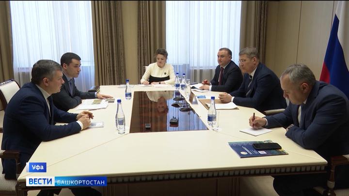 В Башкирии построят комплекс по сжижению природного газа за 2 млрд рублей