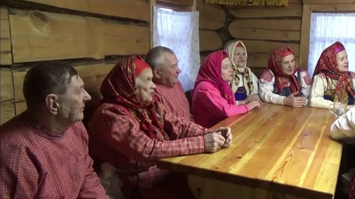 Веркольский народный хор вернулся к репетициям