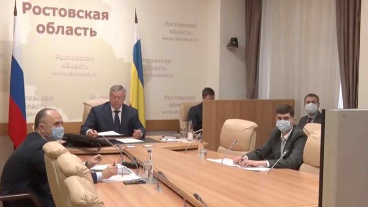Промышленность юга России обсудили на высшем уровне
