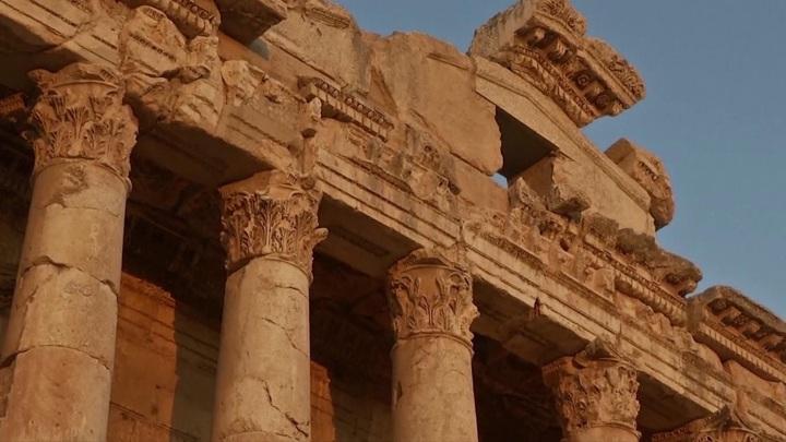 Прогуляться подревним храмам Ливана можно вприложении виртуальной реальности