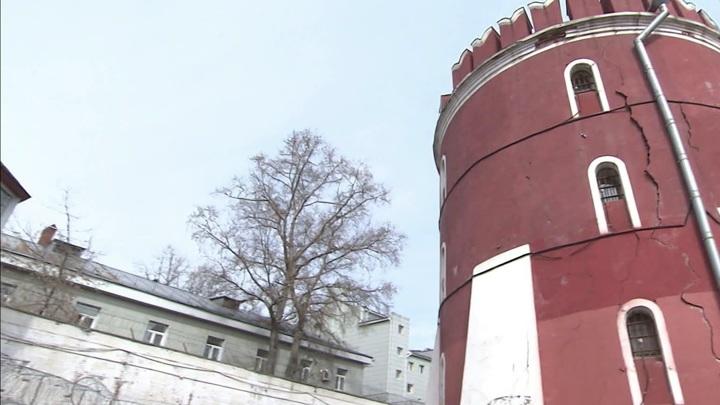 Режиссер Андрей Смирнов посетил Бутырскую тюрьму
