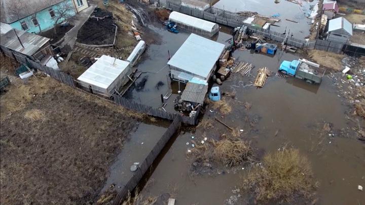 Росреестр разработал условия отчуждения затопленных домов в госсобственность
