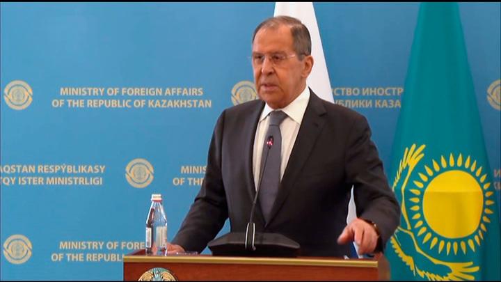 Лавров: Москва ответит на любые недружественные действия Вашингтона
