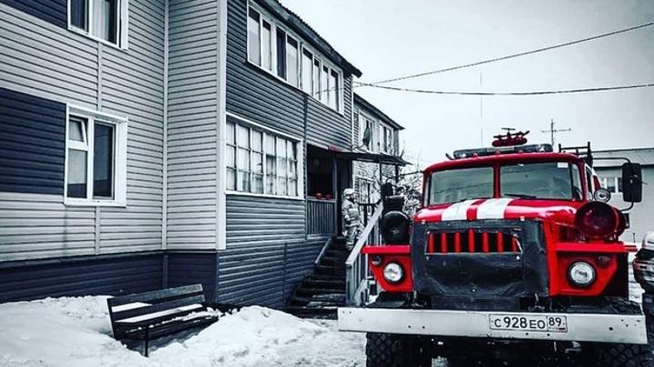 На Ямале школьник помог избежать трагедии при пожаре
