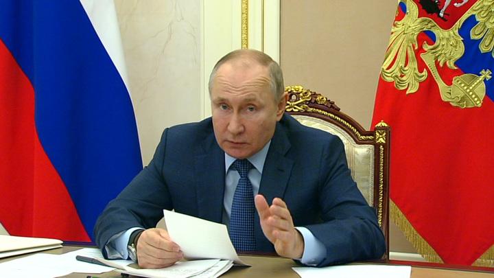 Путин попросил ФАС проанализировать быстрое подорожание жилья