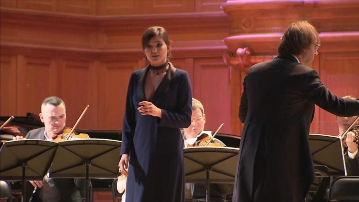 Айгуль Ахметшина – о выступлении в Большом зале консерватории