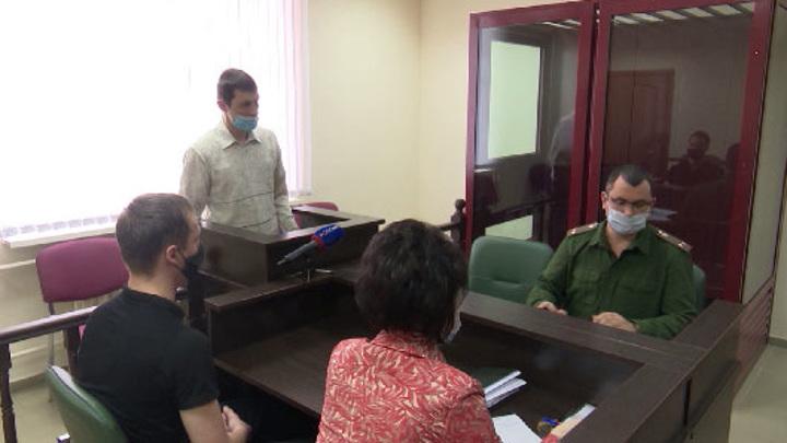 На Урале вынесен приговор контрактнику, застрелившему сослуживца
