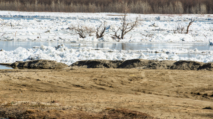 В Томской области на противопаводковые мероприятия выделено 20 миллионов рублей