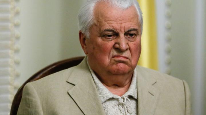 Заявление Кравчука сравнили с шутками Жванецкого