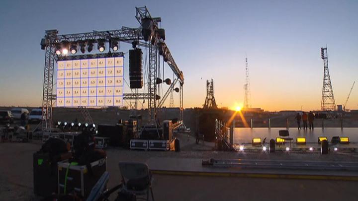 """""""Юбилей полета человека в космос"""": невероятно масштабный концерт"""