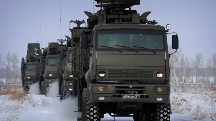 В России отмечают День ПВО