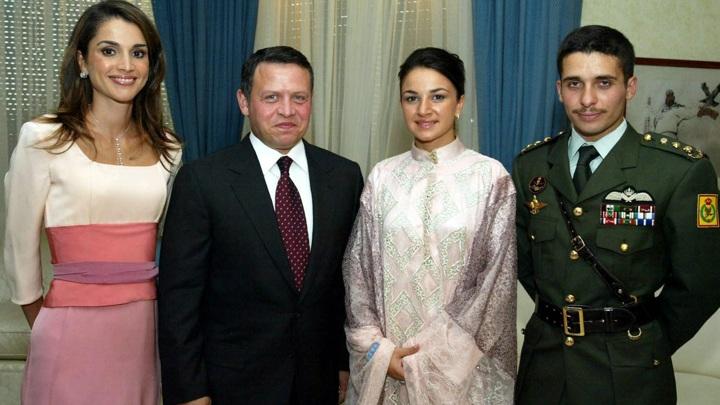 Король Абдалла II и принц Хамза вместе появились на публике