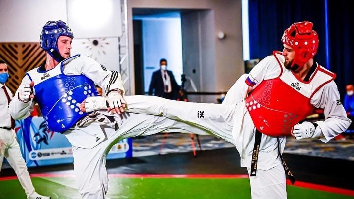 Россияне выиграли медальный зачет чемпионата Европы по тхэквондо