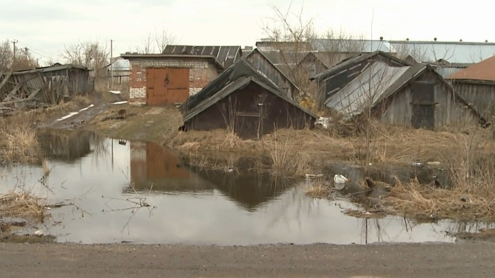 Паводок в Смоленской области пошел на спад