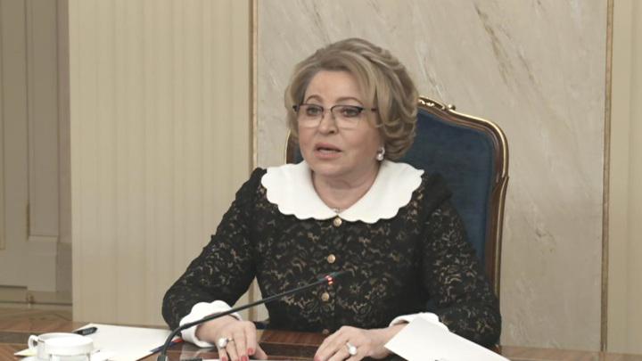 Матвиенко призвала ФАС разобраться с ростом цен на курортах России