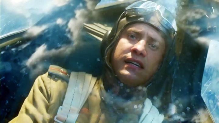 """Кадр из фильма """"Девятаев"""""""