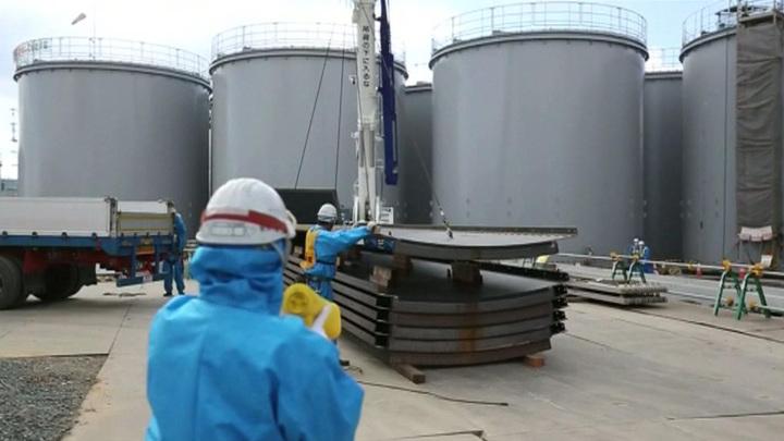 МИД РФ обеспокоен решением Японии по сливу радиоактивной воды