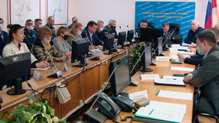 В Волгоградской области стартовали Всероссийские учения МЧС