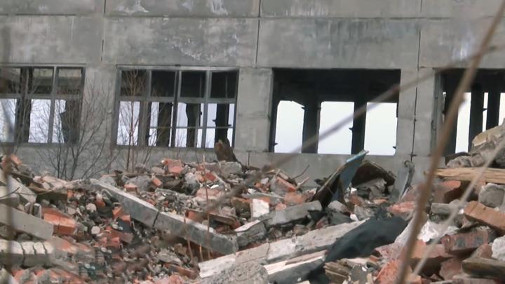 Здание в Комсомольске, где травмировался подросток, остается открытым