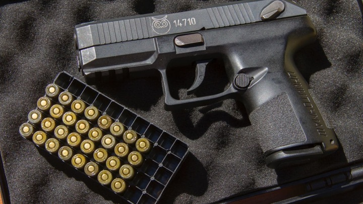 """Новейший пистолет """"Аспид"""" оказался в четыре раза надежнее, чем ожидалось"""