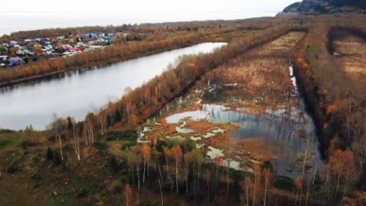 В Байкальске объявили режим ЧС из-за угрозы переполнения емкостей БЦБК