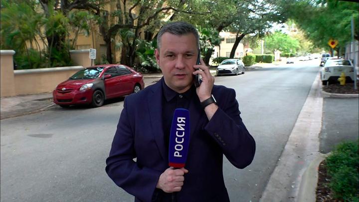 """Кадр из программы """"60 минут"""". Богданов"""