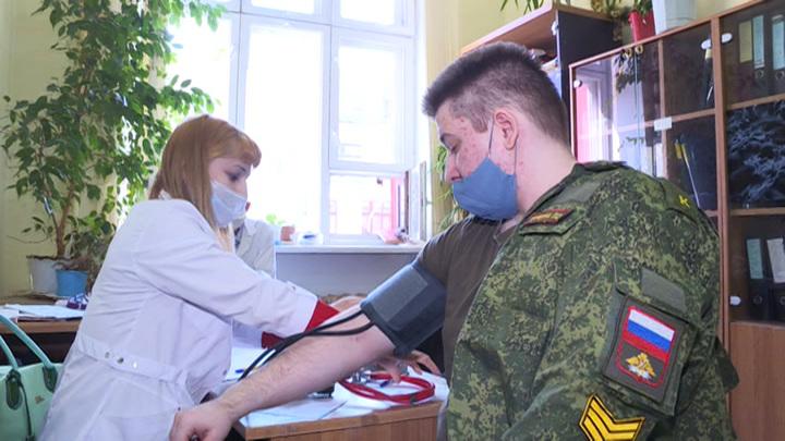 Минобороны России сообщило о промежуточных результатах вакцинации в армии