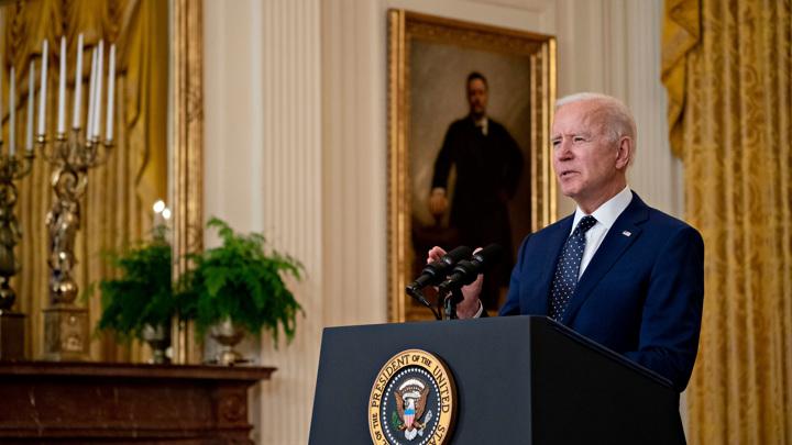 Байден: США хотят от России стабильных предсказуемых отношений