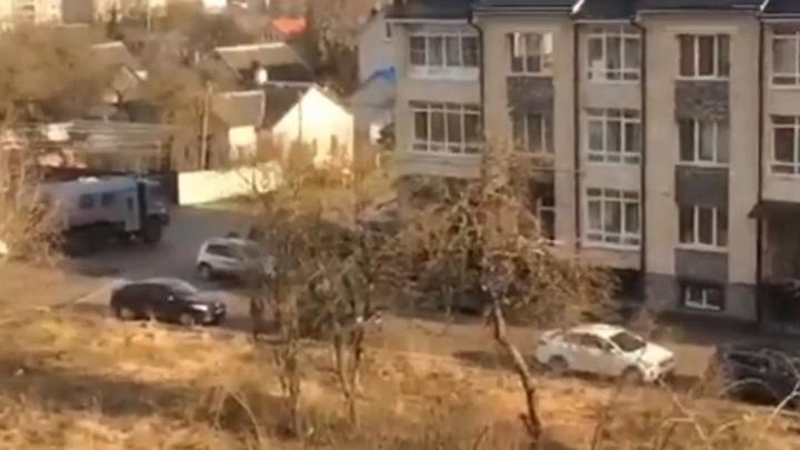 Автоматная очередь: стрельба в Смоленске