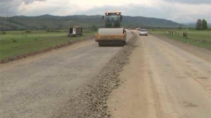 В Забайкалье стартовал ремонт пяти участков важной региональной трассы