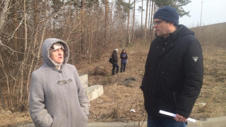 По факту слива стоков в ручей поселка Заречныйв Томске примут меры