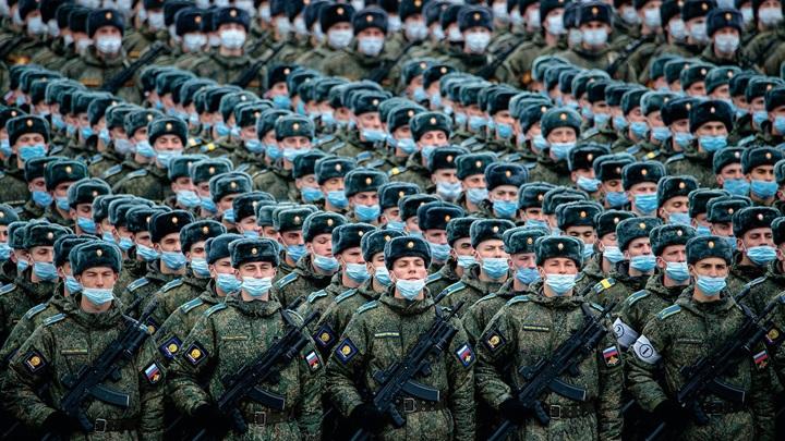 620 тысяч российских военных привились от коронавируса