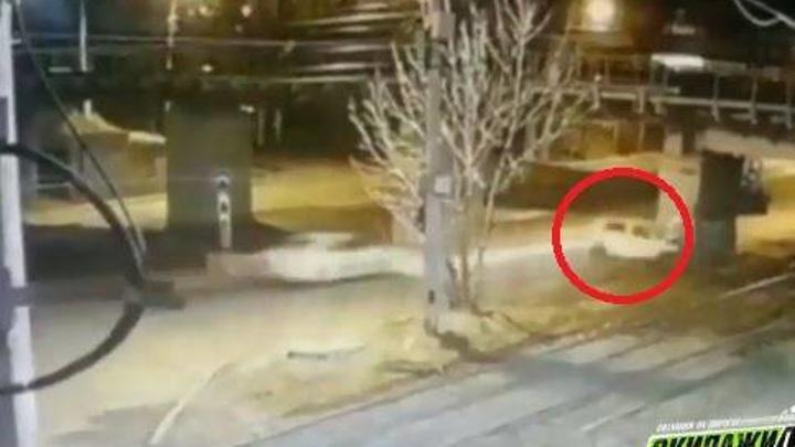 Смертельная авария во Владивостоке попала на видео