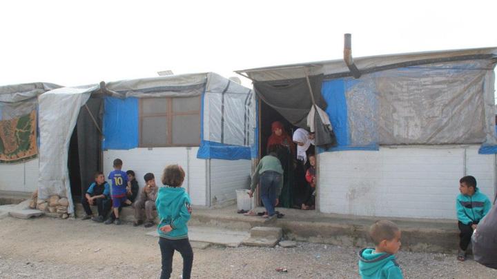 Из Сирии возвращены 44 российских ребёнка