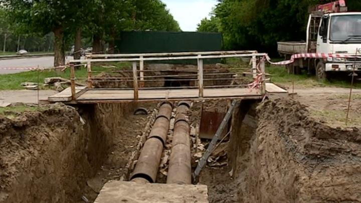 В Барнауле будут испытывать теплосети экстремально горячей водой