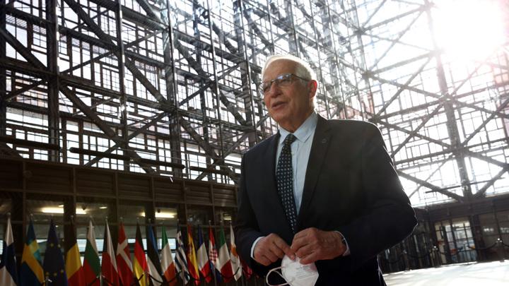 Боррель: ЕС не рассматривает новые санкции против России