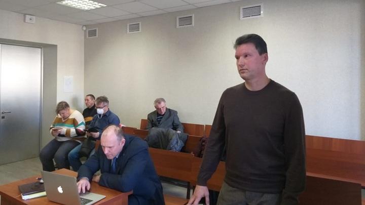 Прокурор попросил для экс-главы липецкого фонда капремонта 4,5 года колонии
