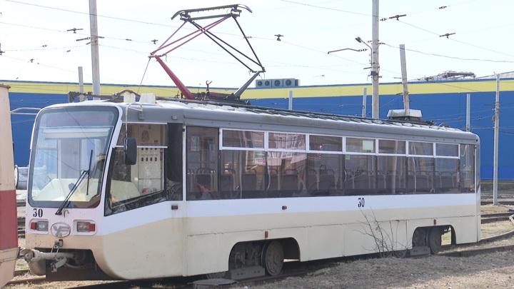 В ярославских трамваях начали тестировать валидаторы