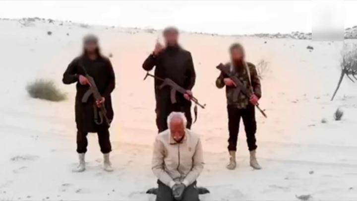 Боевики опубликовали кадры казни христиан-коптов