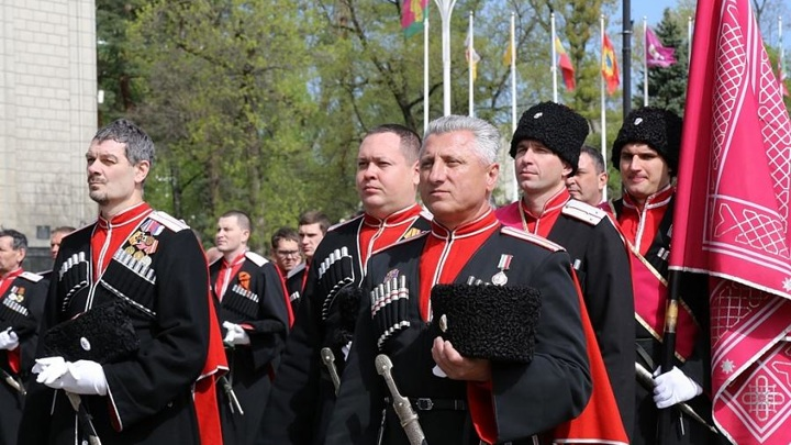 Парад Кубанского казачьего войска пройдет 24 апреля в Краснодаре