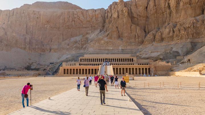 МИД РФ объявит об открытии чартеров в Египет