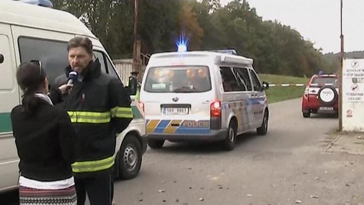 Чехия хочет потребовать от России компенсацию за ущерб от взрыва во Врбетице