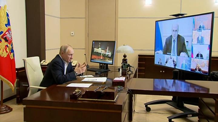 21 апреля в полдень по времени Москвы президент огласит Послание к парламенту